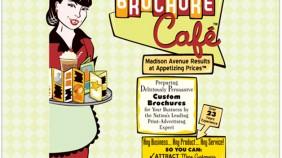Brochure Cafe
