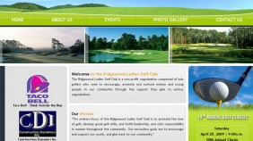 The Ridgewood Ladies Golf Club
